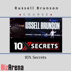 Russell Brunson - 10X Secrets
