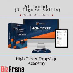 AJ Jomah (7 Figure Skills)...