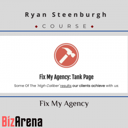 Ryan Steenburgh – Fix My...