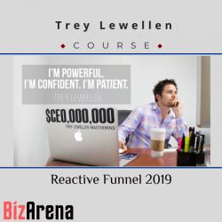 Trey Lewellen - Reactive...