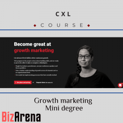 CXL - Growth marketing...