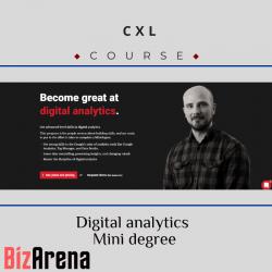 CXL - Digital analytics...