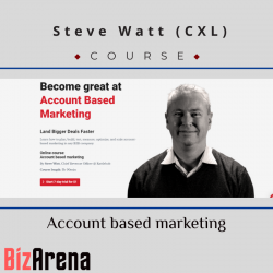 Steve Watt (CXL) - Account...