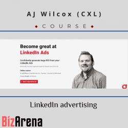 AJ Wilcox (CXL) - LinkedIn...
