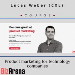 Lucas Weber (CXL) - Product...