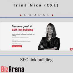 Irina Nica (CXL) - SEO link...