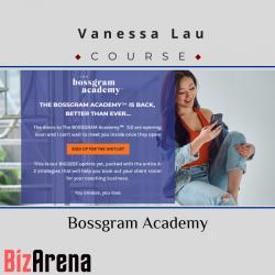 Vanessa Lau - Bossgram Academy
