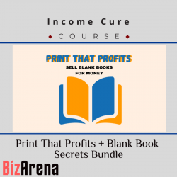 Income Cure - Print That...