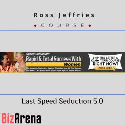Ross Jeffries - Last Speed...