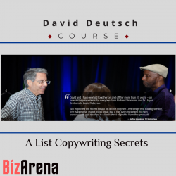 David Deutsch - A List...