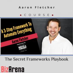 Aaron Fletcher - The Secret...