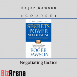 Roger Dawson – Negotiating...