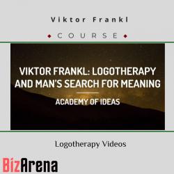 Viktor Frankl – Logotherapy...