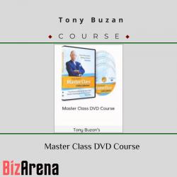 Tony Buzan - Master Class...