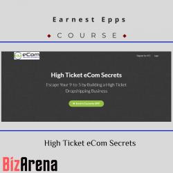 Earnest Epps - High Ticket...