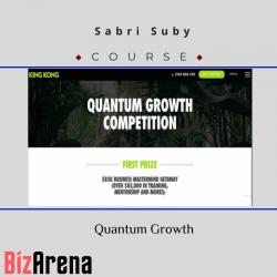 Sabri Suby – Quantum Growth