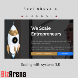 Ravi Abuvala – Scaling with...