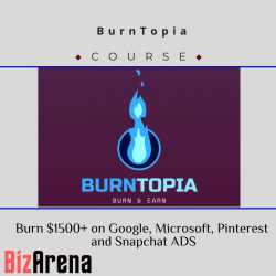 BurnTopia – Burn $1500+ on...