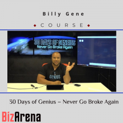 Billy Gene – 30 Days of...