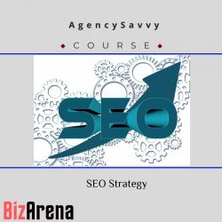 AgencySavvy – SEO Strategy
