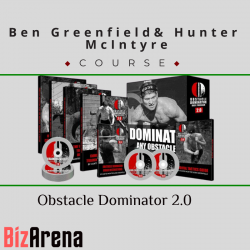 Ben Greenfield, Hunter...