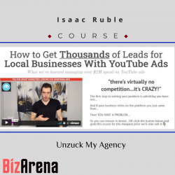 Isaac Ruble – Unzuck My Agency