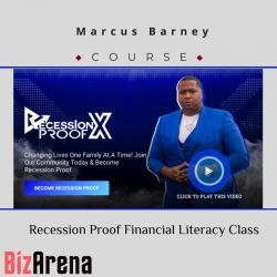 Marcus Barney – Recession...
