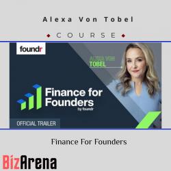 Alexa Von Tobel – Finance...