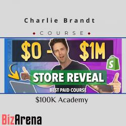 Charlie Brandt – $100K...