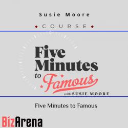 Susie Moore - Five Minutes...