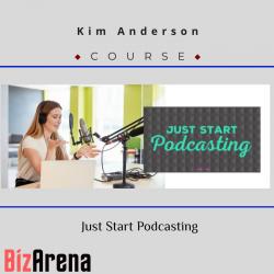 Kim Anderson – Just Start...