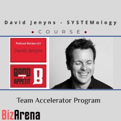 David Jenyns – SYSTEMology...