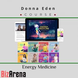 Donna Eden – Energy Medicine