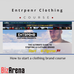 Entrprnr Clothing – How to...