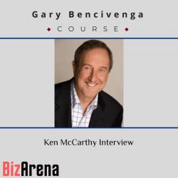 Gary Bencivenga Interviewed...