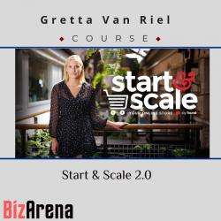 Gretta Van Riel - Start &...