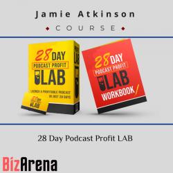 Jamie Atkinson – 28 Day...