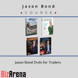 Jason Bond Dvds for Traders...