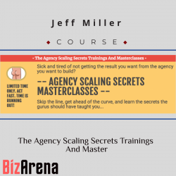Jeff Miller - The Agency...