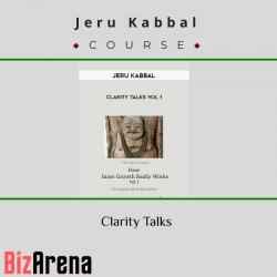 Jeru Kabbal – Clarity Talks