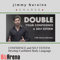 Jimmy Naraine – CONFIDENCE...