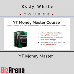 Kody White – YT Money Master