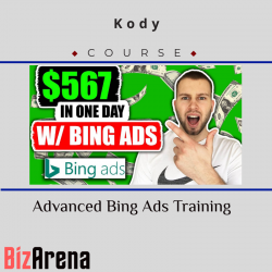 Kody – Advanced Bing Ads...