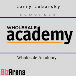 Larry Lubarsky – Wholesale...