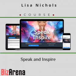 Lisa Nichols – Speak and...