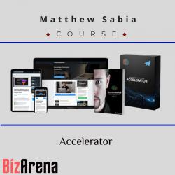 Matthew Sabia – Accelerator