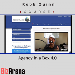 Robb Quinn – Agency In a...