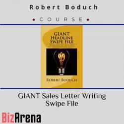 Robert Boduch – GIANT Sales...