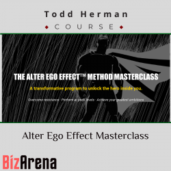 Todd Herman – Alter Ego...