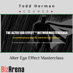 Todd Herman – Alter Ego...